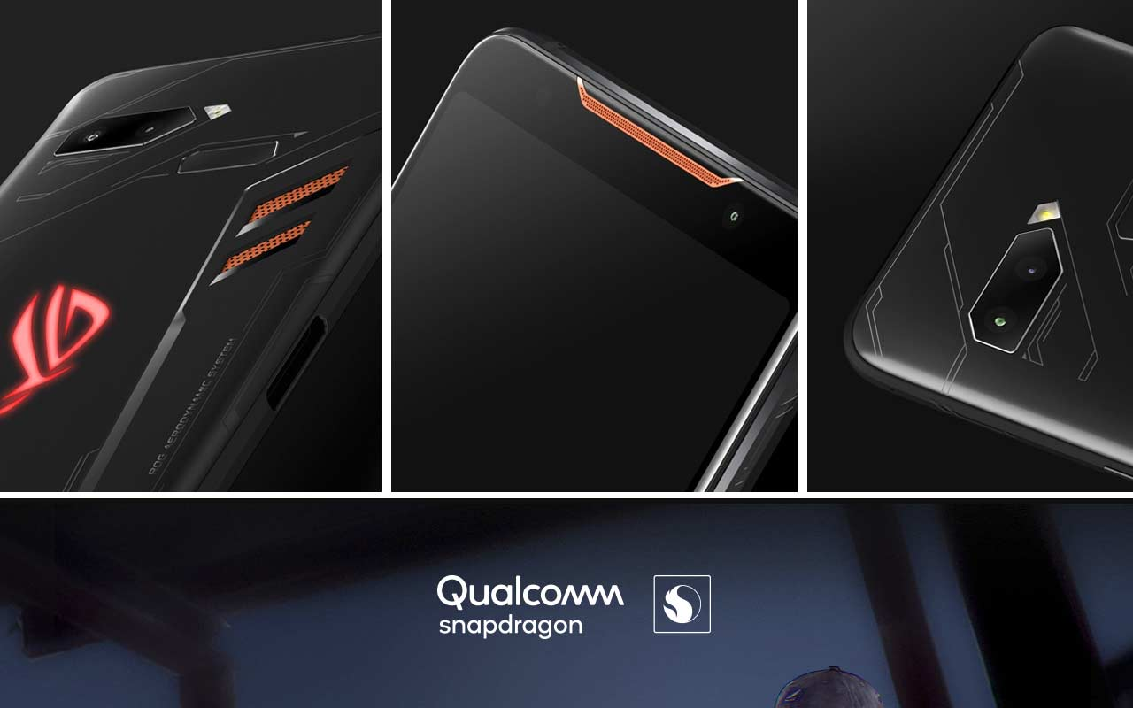 Asus ROG Phone 2 Photos Leaked As The Taiwanese Company Announces Snapdragon 855 Plus For The Upcoming Release