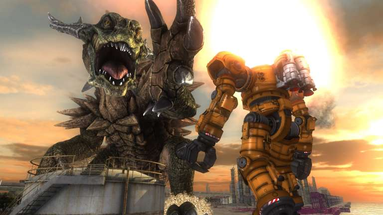 PC Port For Earth Defense Force 5 Is Now Available, Another Chance To Experience Some Cheesy Bug Shooting Fun