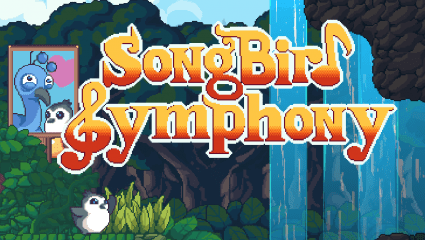 Music Is For The Birds In The Delightfully Charming Songbird Symphony