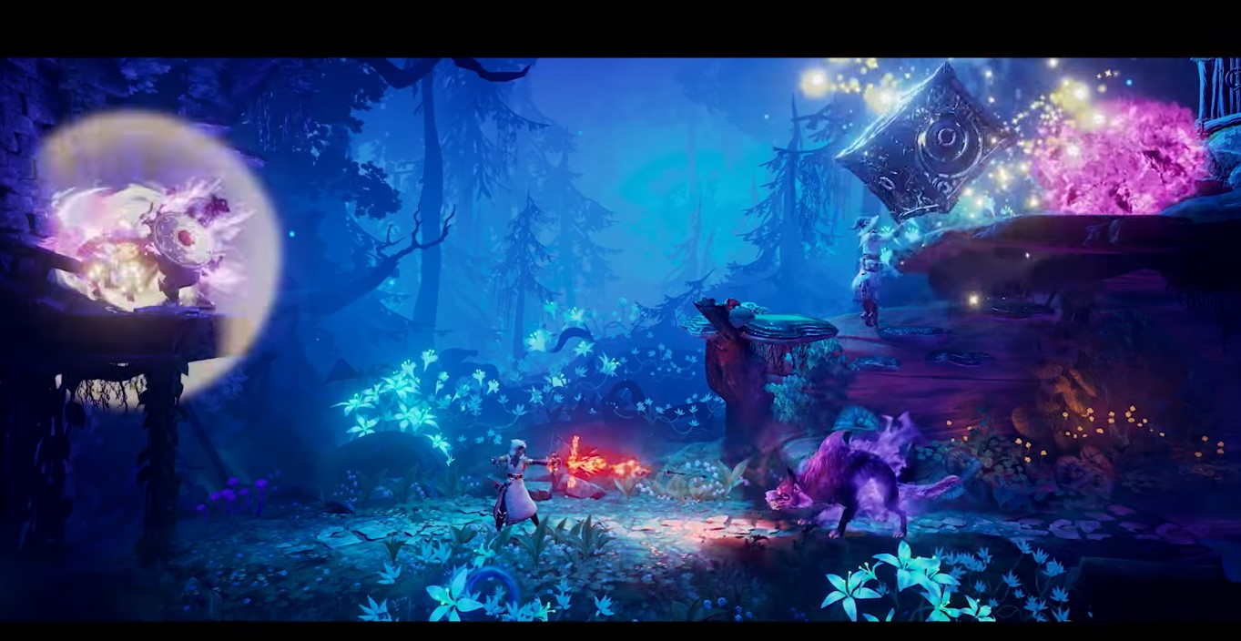 Trine Ultimate Collection To Hit Nintendo Switch This Fall; Is The Game Playable On Switch Lite?