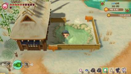 Harvest Moon: Friends Of Mineral Town Remake Will  Be Coming To North America And Europe
