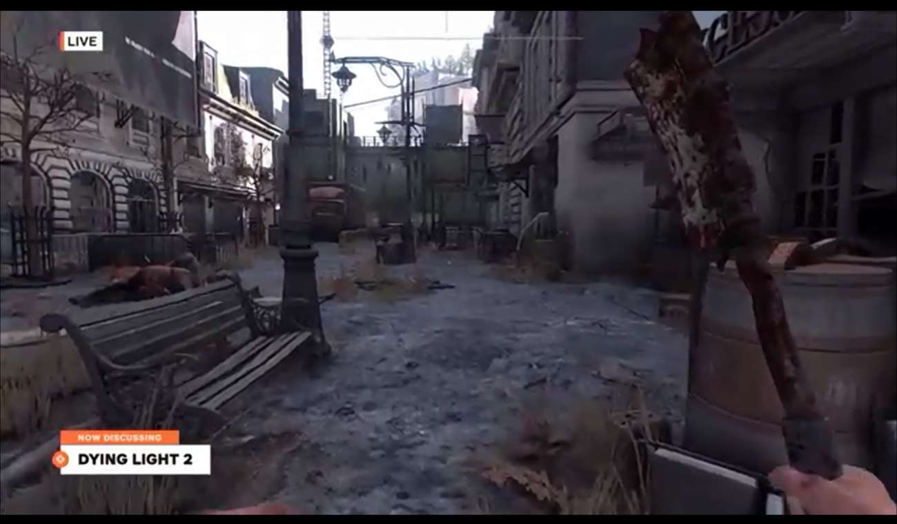 The In-Game Footage Of Dying Light 2 From Gamescom Already Looks Amazing And Intense