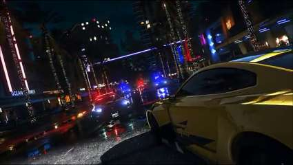 A Reveal Trailer Just Surfaced For Need For Speed: Heat; Cops Are A Central Focus