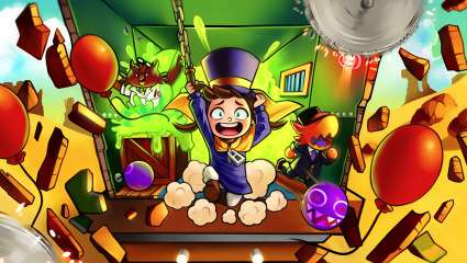 A Hat In Time Will Be Arriving For Nintendo Switch On October 18, A Dapper Hat With A Magical Adventure