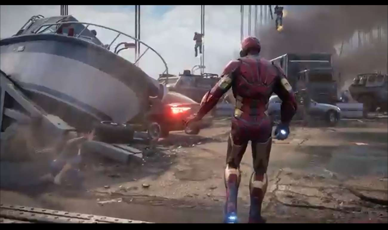 Official Gameplay Footage Is Shown Of Marvel's Avengers At This Year's Gamescom; Already Looks Amazing