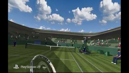 Dream Match Tennis VR For The PSVR Shows Off Its Online Multiplayer Mode; Takes Tennis Gaming To The Next Level