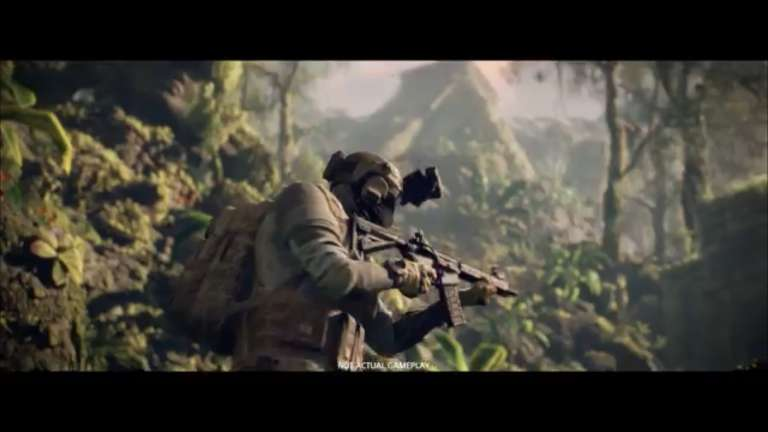 New Gameplay Footage Surfaces Of Predator: Hunting Grounds; Is A Throwback To The First Predator Movie