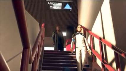 Quantic Dream -- The Developers Behind Detroit: Become Human -- Want To Offer Games On Multiple Platforms