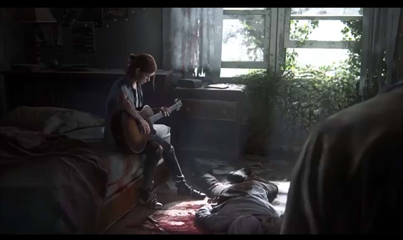 New Footage Will Be Shown Of The Last Of Us 2 Here Pretty