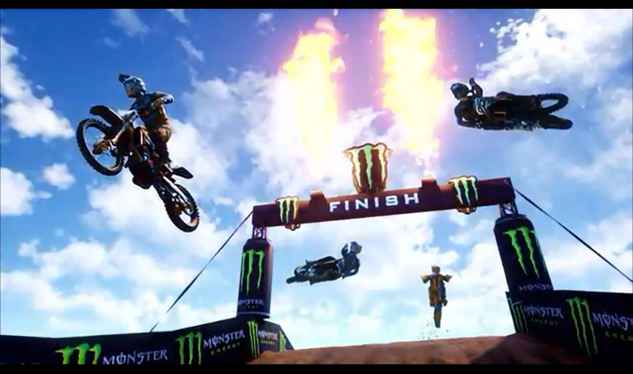 The Official Launch Trailer For MXGP 2019 Is Here And Shows Off Some Epic Off-Road Racing