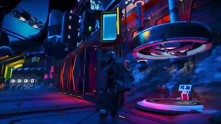 A Cyberpunk City Appears In No Man's Sky Thanks To The Creativity Of A Few Game Architects