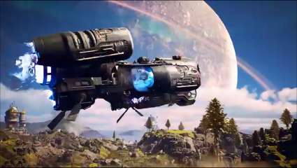 A New Trailer Just Came Out For The Outer Worlds That Plays Like A Tourism Advertisement For Halcyon Colony