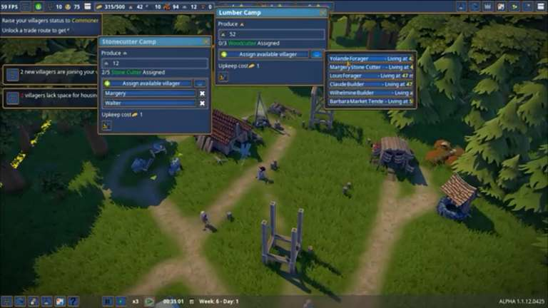 The City-Builder Foundation Is Currently In Steam's Early Access; Lets You Construct A Medieval Town