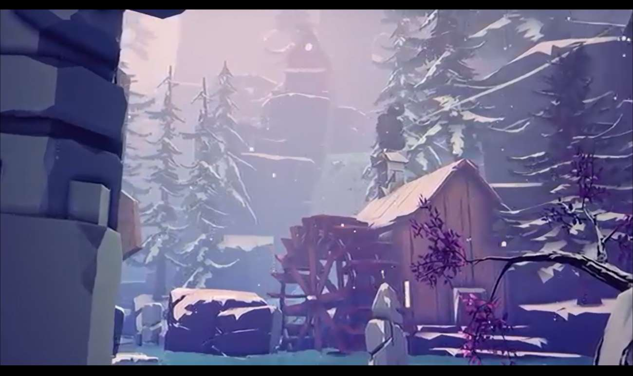 The Unique Puzzle Game The Sojourn Just Got A Release Date Trailer; Looks Absolutely Stunning Visually