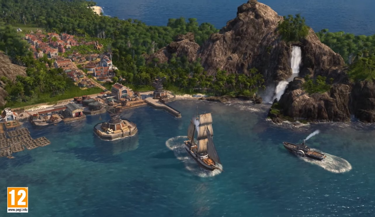 Ubisoft Announces Free Trial For Anno 1800 From Aug. 19 To Aug. 25; Botanica DLC Out In September