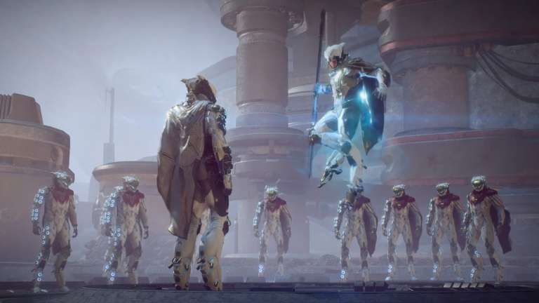 Anthem Just Received Its 1.7 Update That Adds A Rotation Of Daily And Weekly Challenges