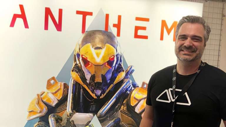 Big Blow For Anthem As Lead Producer Ben Irving Departs BioWare After Eight Years With The Company