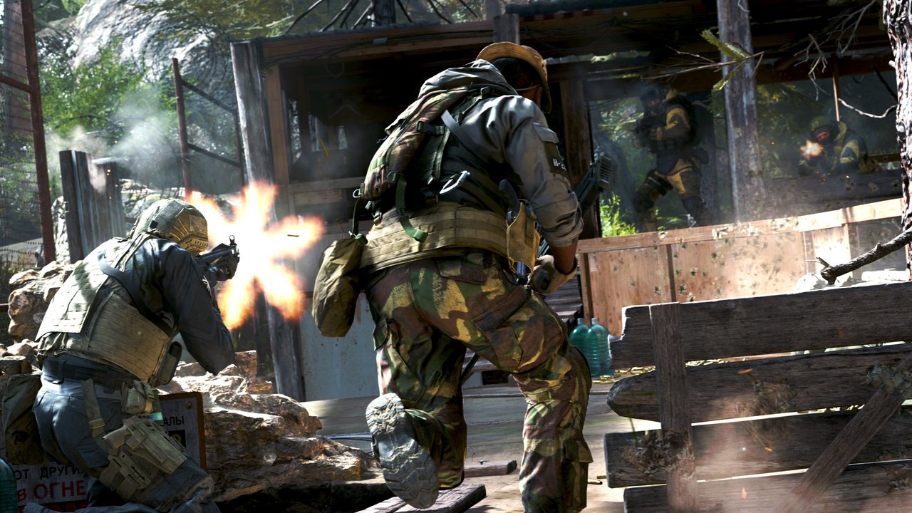 Call Of Duty: Modern Warfare Leak Reveals Two New Weapons And Fan-Favorite Operators