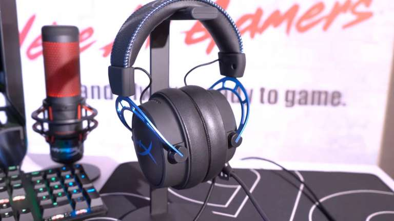Hyperx Will Be Adding The Cloud Alpha S Surround Sound Support And Other Cool Features To The Upcoming Headset