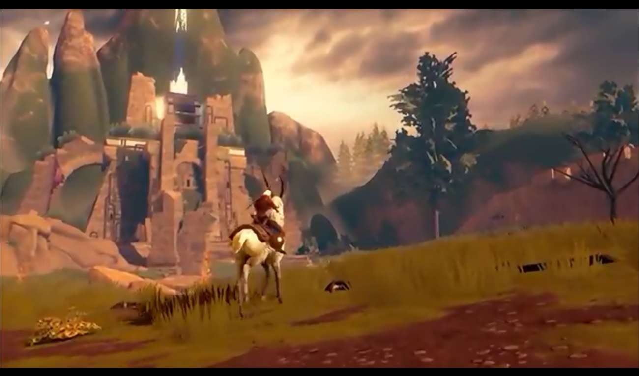 The Indie Adventure Game Decay Of Logos Releases Later In The Month On Steam; Looks Like The Latest Zelda Game