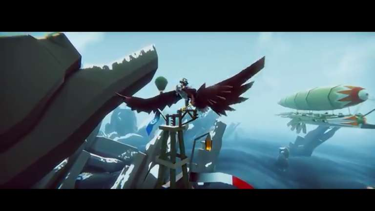 The Falconeer Is One Of The More Unique Fantasy Games Set To Come Out This Year