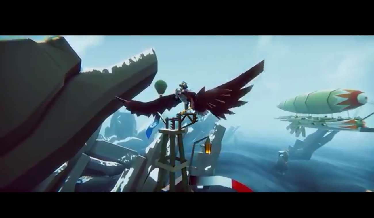 The Dogfighting Game The Falconeer Is Set To Release On PC Next Year; Showcases Massive Birds