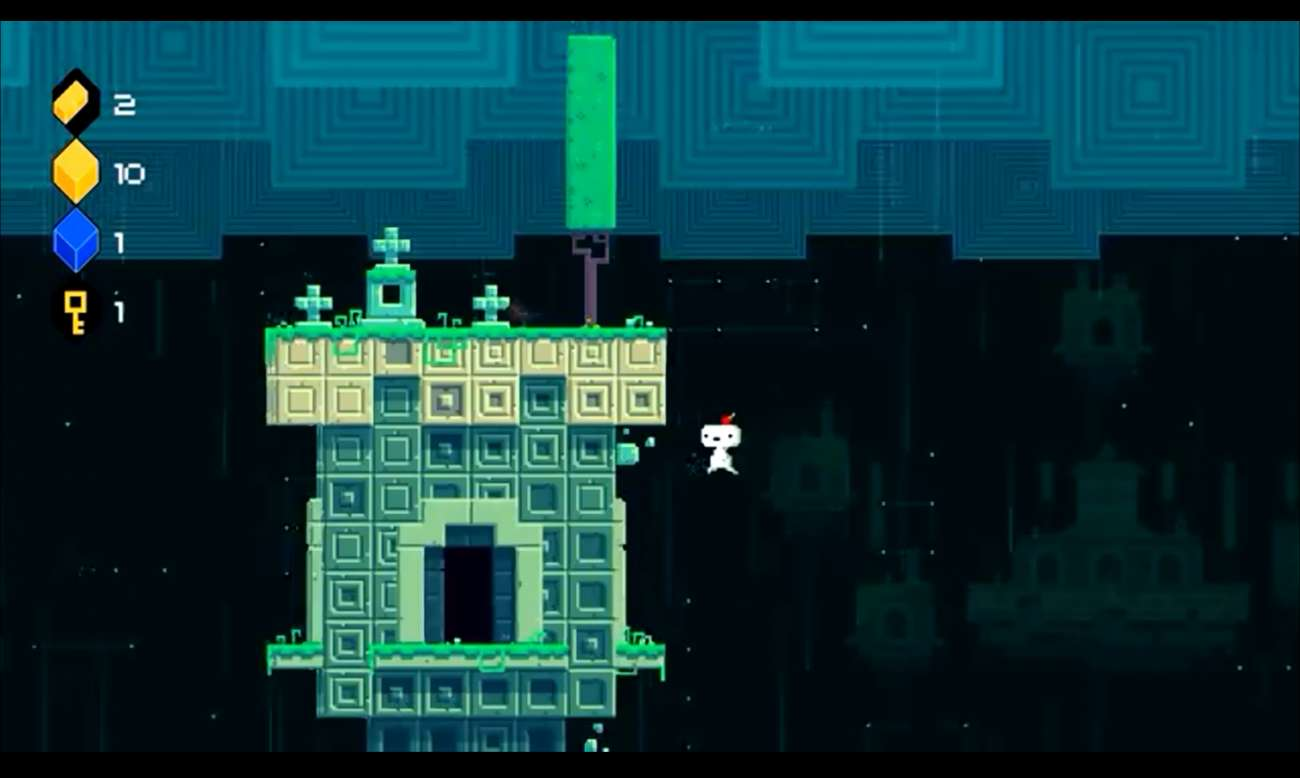 The Vibrant Puzzle-Platformer Fez Is Currently Free On The Epic Games Store