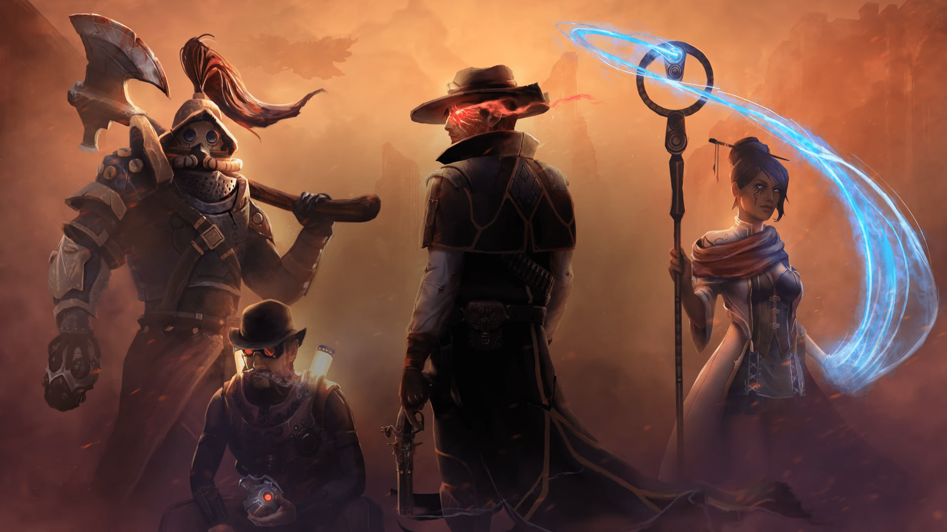 Strategy Games 2020.New Gothic Steampunk Rpg Dark Envoy Coming To Major Consoles