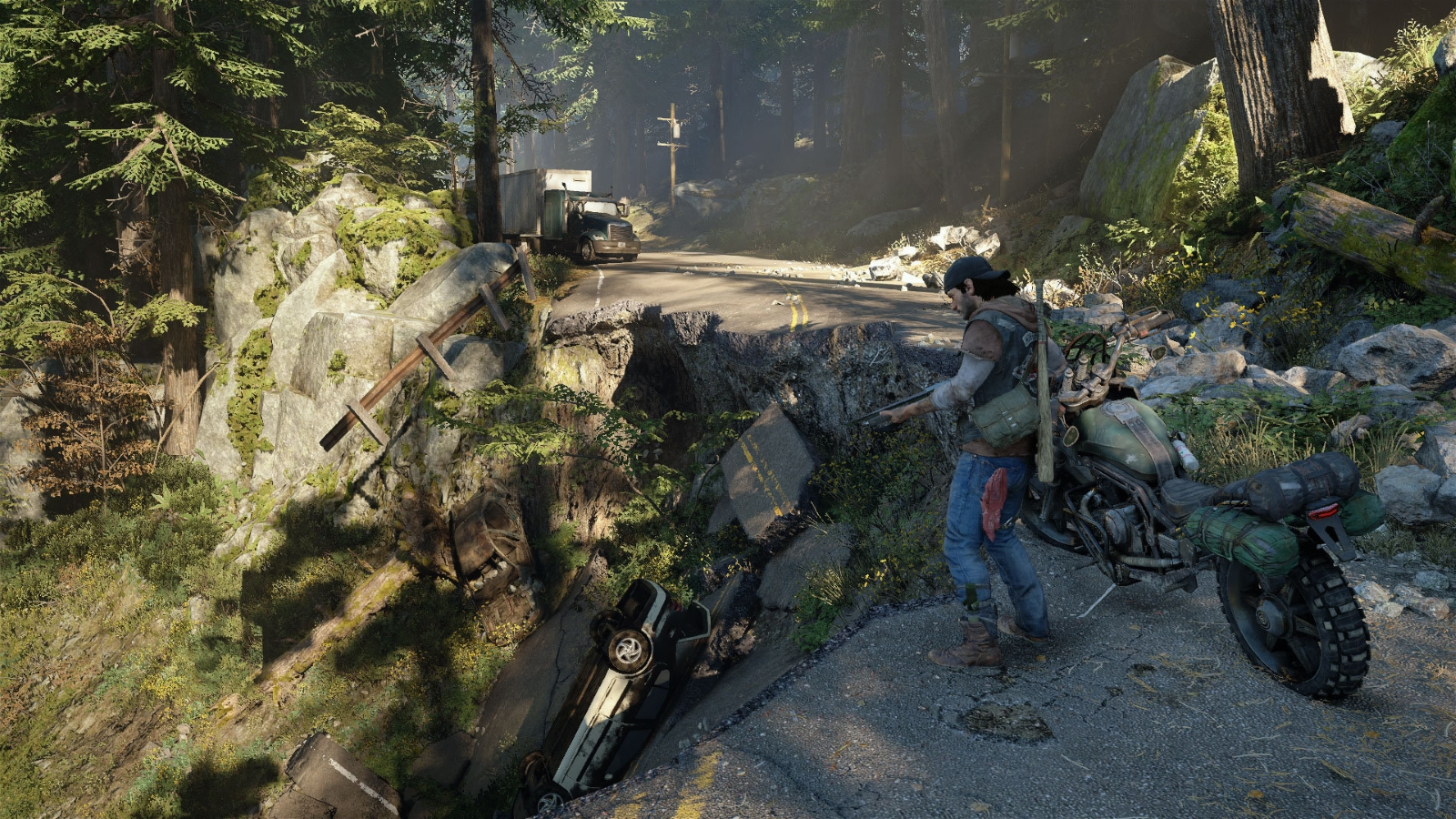 Days Gone Is The Second Best Selling Game In The UK After GTA V Despite Being A PS4 Exclusive Title