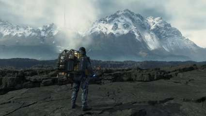 Hideo Kojima Says Death Stranding Has Gone Gold, Game's Multiplayer Won't Require PlayStation Plus Subscription
