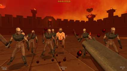 Play A Classic Arena Shooter Inspired By 90s Style FPS Games, Demon Pit Brings Doom Style Violence To All Major Platforms