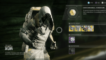 Destiny 2: Xur Offers Players The Chance For Yet Another Annual Pass Item On August 23rd