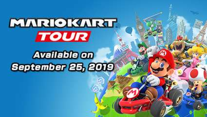 Mario Kart Tour Now Has An Official Release Date, The High Speed Kart Racing Game Will Be Coming To A Phone Near You