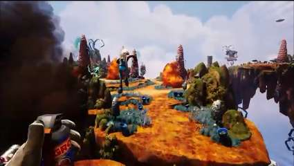 Some Extended Gameplay Footage Has Surfaced From Journey To The Savage Planet Ahead Of Its Release