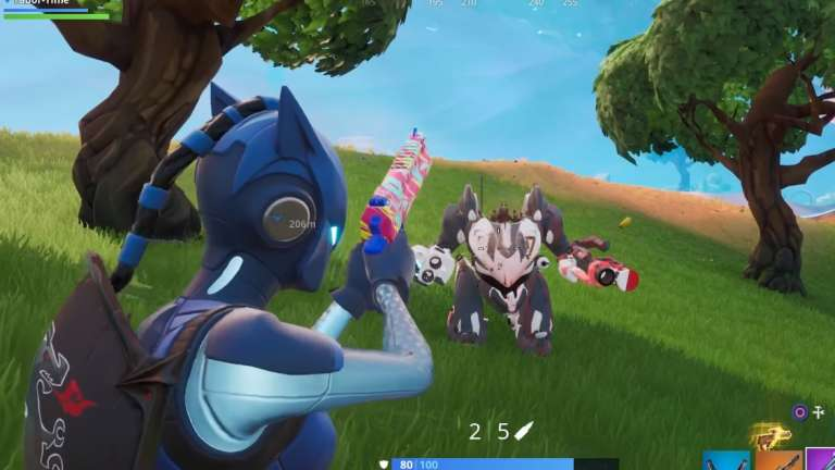 Epic Games Nerf Fortnite's BRUTE Mech After Getting Bombarded By
