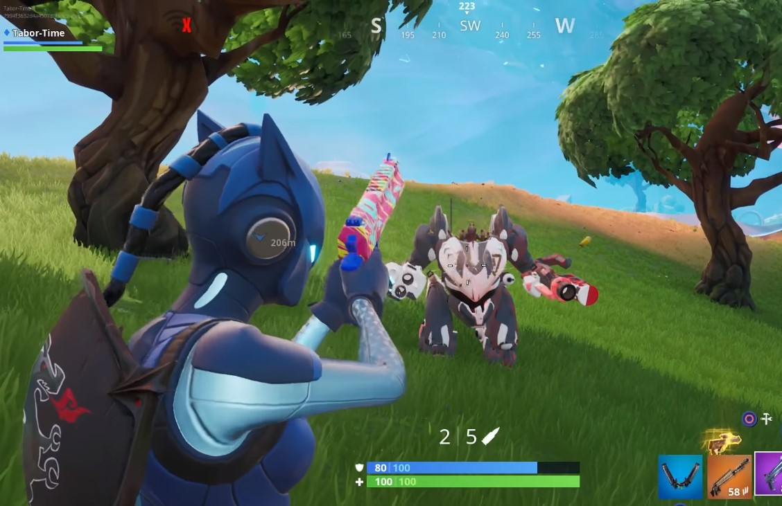 Epic Games Nerf Fortnite's BRUTE Mech After Getting Bombarded By Player Complaints
