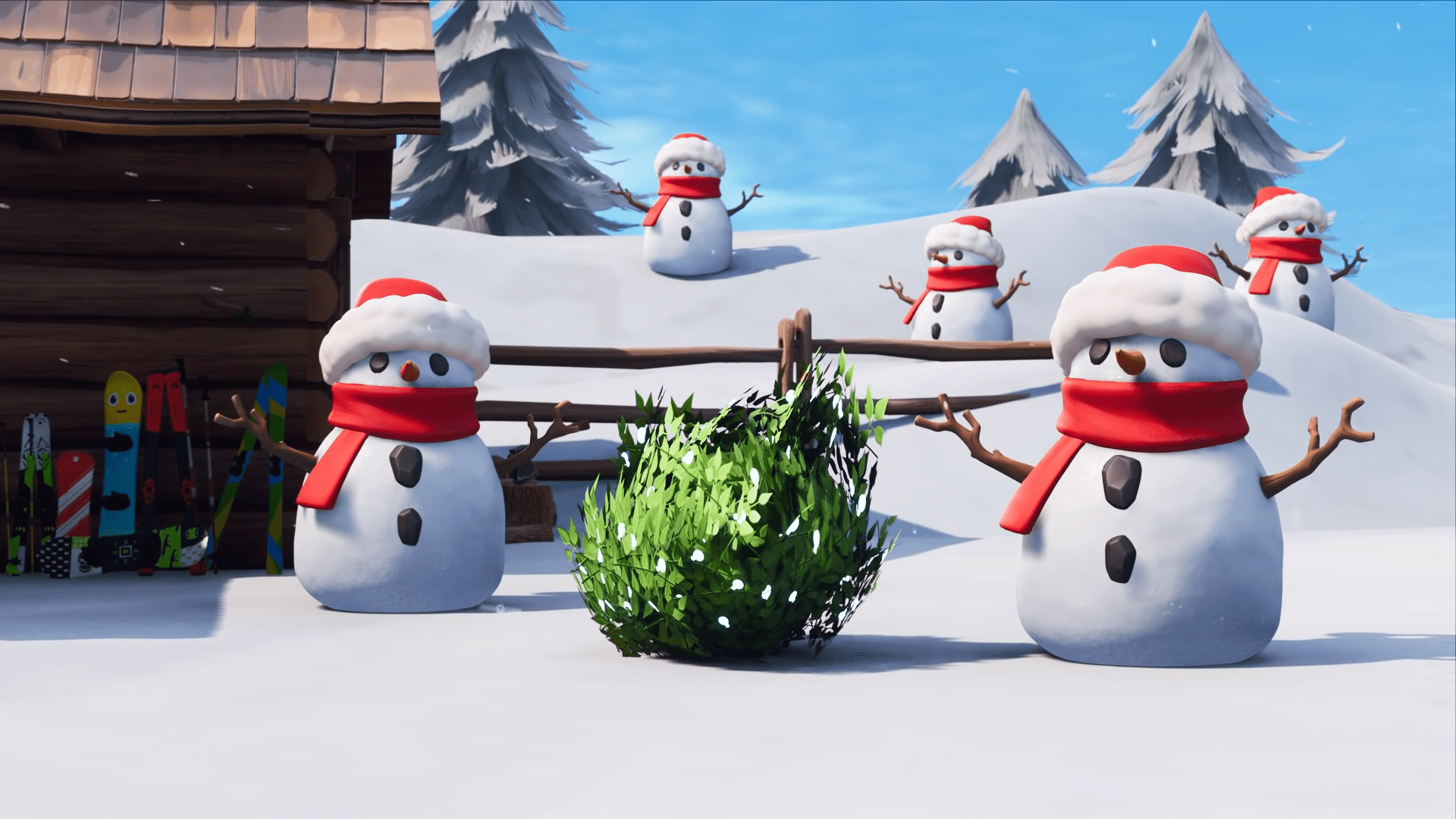 Funko Unveils Fortnite-Themed Christmas Advent Calendar – Pre-Order Available Now