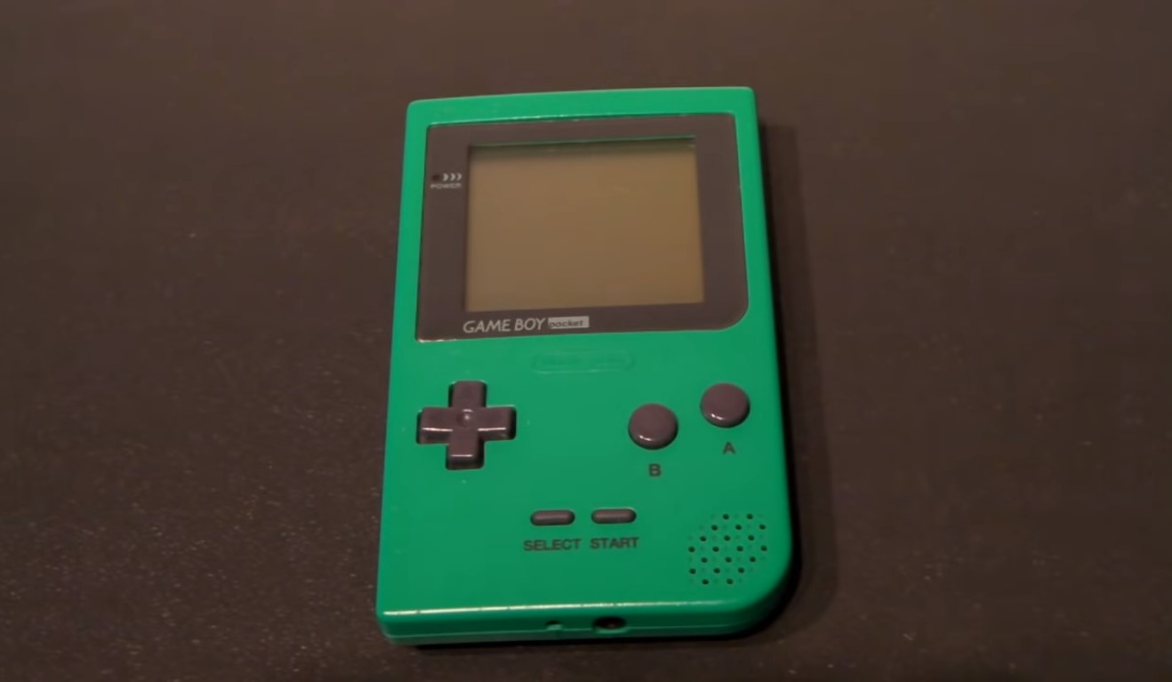 Bring Your Old Nintendo Game Boy Pocket Back To Life With The ESP32-WROVER Board