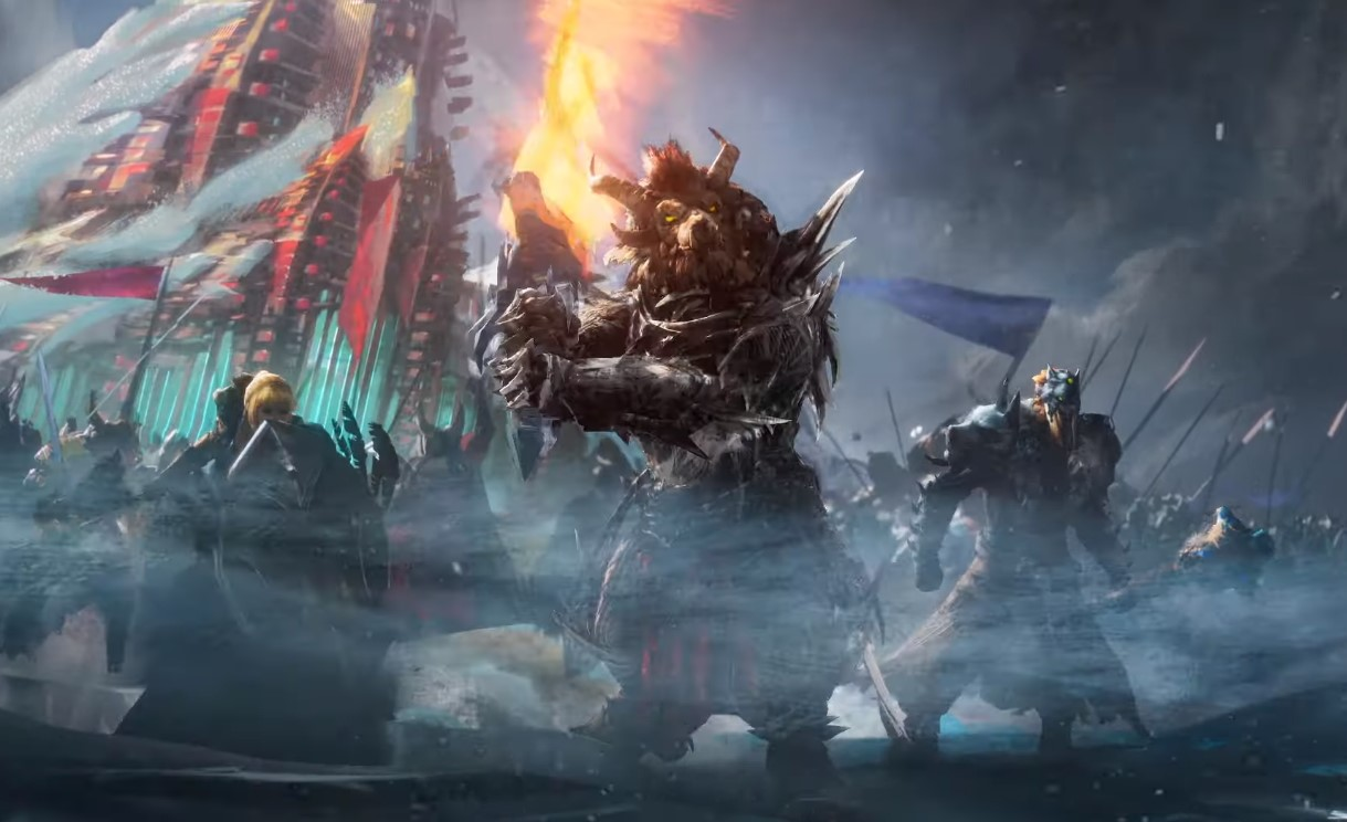 Prologue To Guild Wars 2 New Season The Icebrood Saga Comes Out September 17