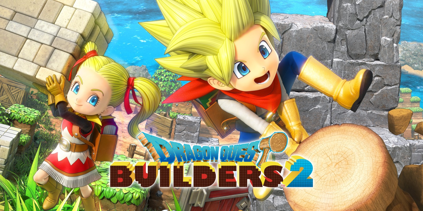 The Final Free Update For Dragon Quest Builders 2 Has Will Be