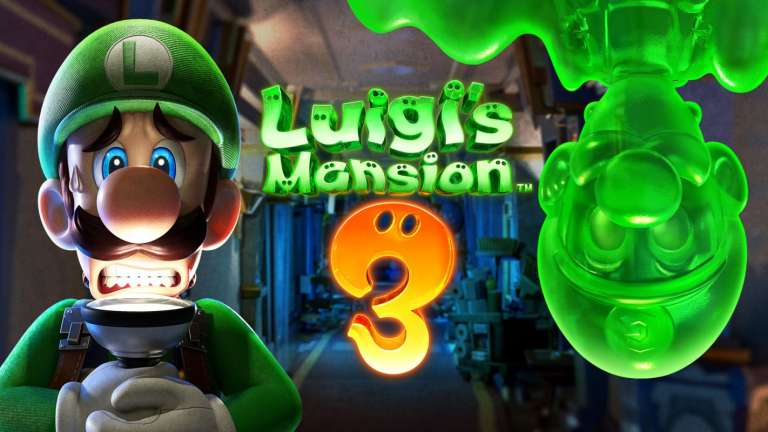 Luigi's Mansion Has A New Floor Of The Haunted Hotel Revealed At Gamescom Along With Co-Op Play And Many Other Exciting Details