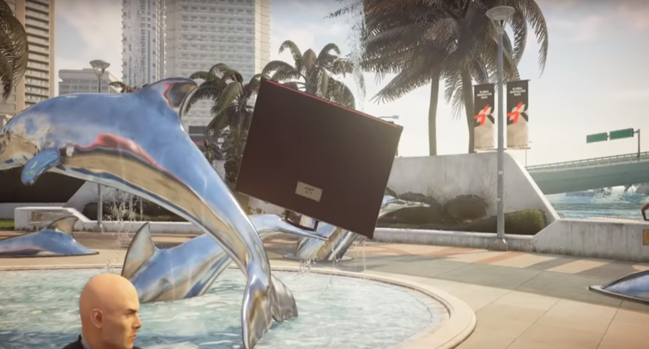 A Funny Homing Briefcase Is Coming To Hitman 2 In Latest Patch