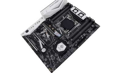 Chinese Manufacturer Combines Both DDR3 And DDR4 Support On New X99-TF Motherboard