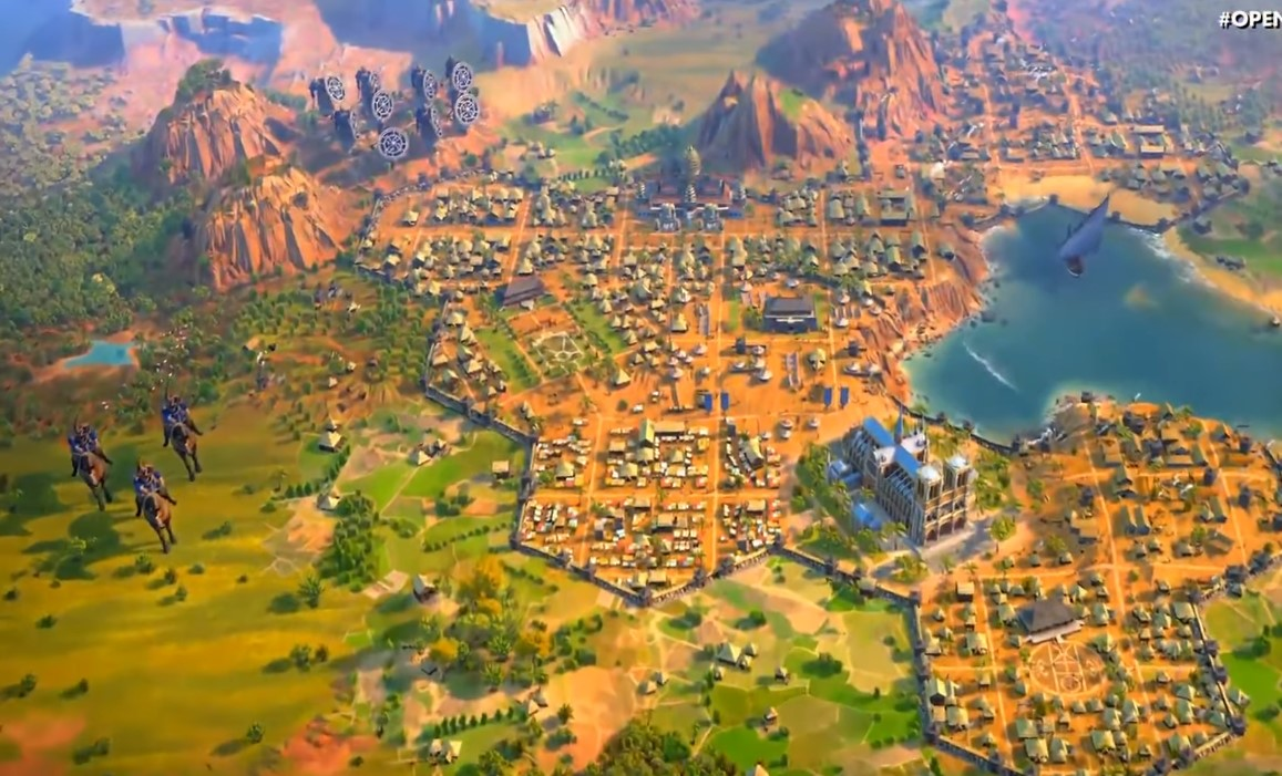 Build Your Own Civilizations With Humankind; New Sega Game Debuts At Gamescom