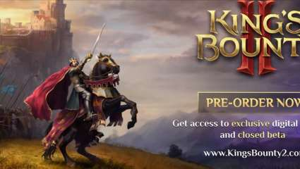King's Bounty II Releases Official Reveal Trailer, Tentative Release Date