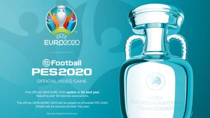 Konami Partners With UEFA EURO 2020, Adds Another Exclusive Team License And eSports Competition To eFootball PES 2020