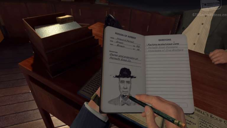 An L.A. Noire Game Is Coming To The PSVR, According To Recent Ratings Leak From PEGI