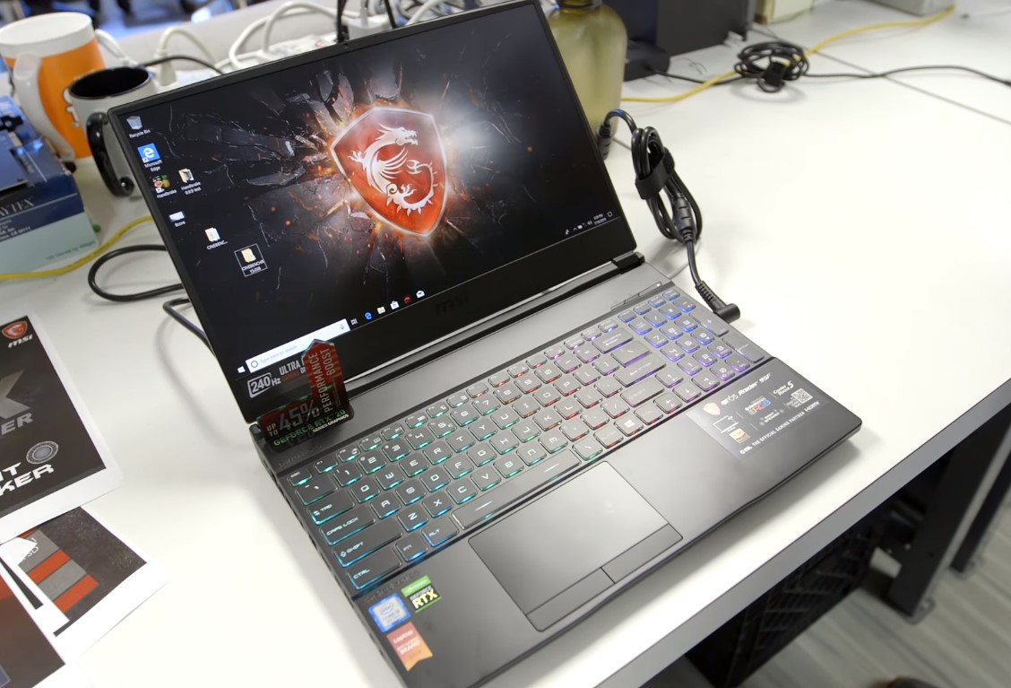 MSI GE65 Raider: Finally, A Gaming Laptop That's Going To Be Worth Your While