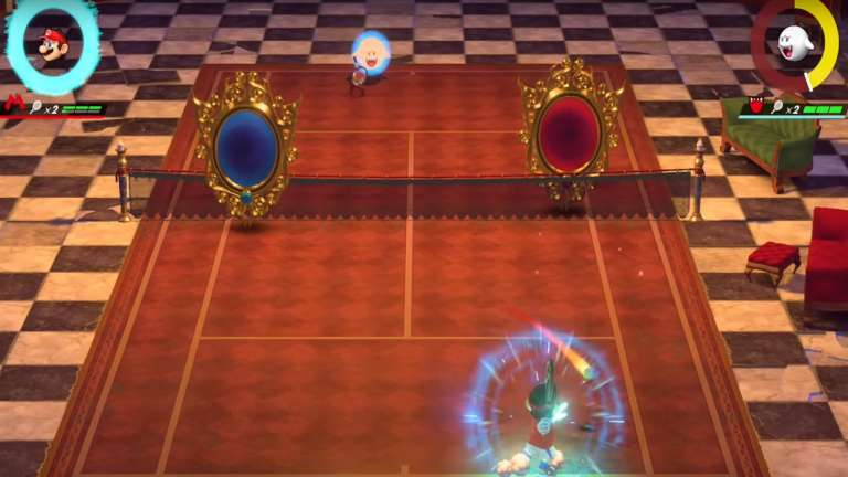 Nintendo Switch Online Members Will Have Access To Mario Tennis Aces At No Charge For A Week