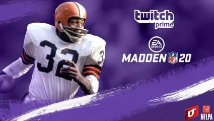 Twitch Prime Members Can Add Jim Brown Into Ultimate Team On Madden 20